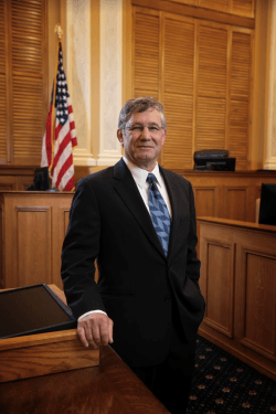 Picture of Tom Scarr, President of WV State Bar and Member, Jenkins Fenstermaker, PLLC